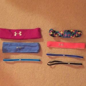 Women's Under Armour Headbands
